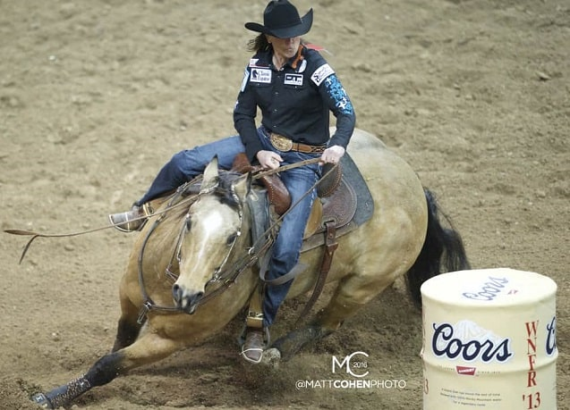 2017 Wrangler National Finals Rodeo NFR photo