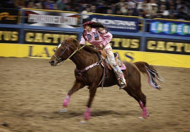 2017 nfr barrel racing standings live online